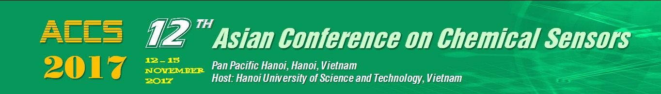 the 12th Asian Conference on Chemical Sensors