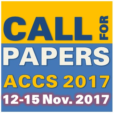 ACCS2017 - The 12th Asian Conference on Chemical Sensors